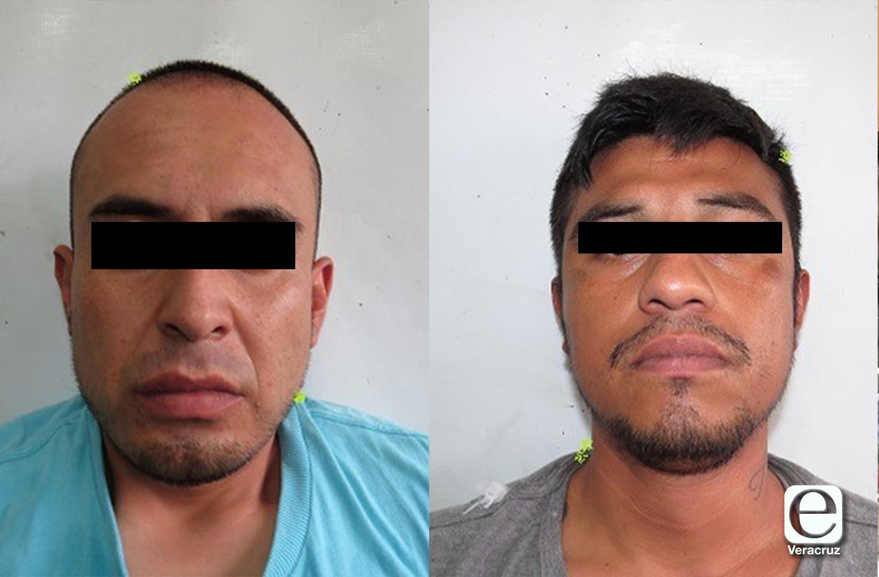 Detienen a 2 por homicidios en zona centro de Veracruz