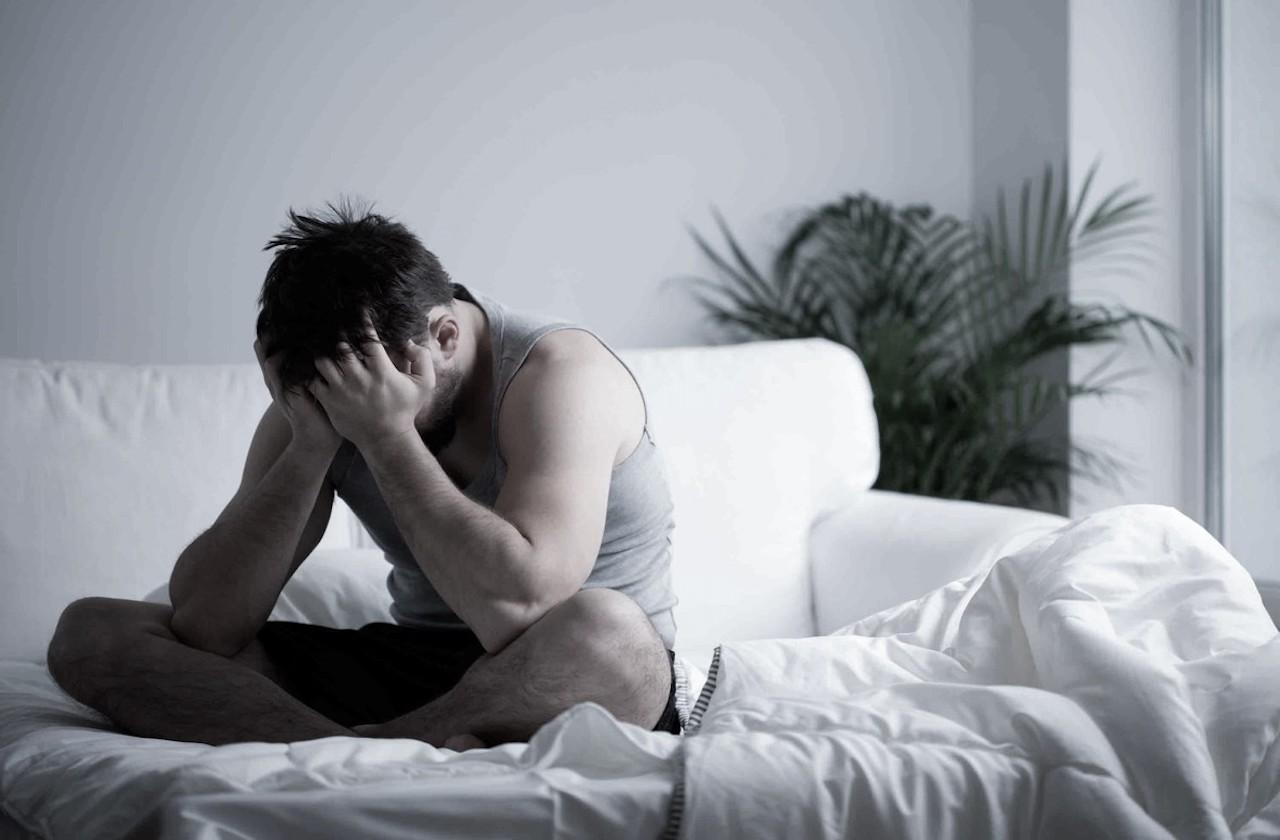 Hombres presentaron más ansiedad durante confinamiento por covid