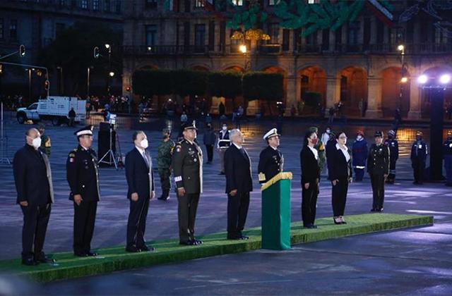 Rinden homenaje a víctimas de sismos en México