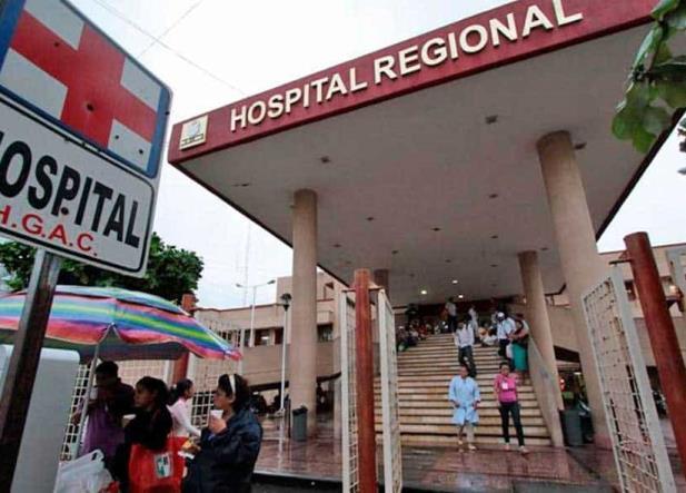 Colapsados los quirófanos del Hospital Regional de Veracruz