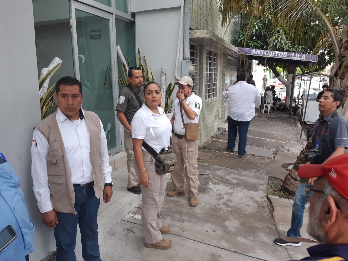 Aseguran a 270 migrantes alojados en hoteles de Veracruz