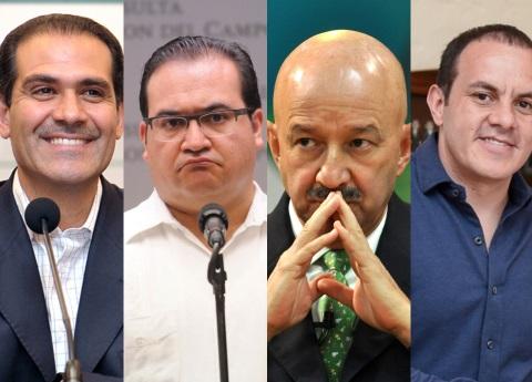 Huelga de hambre, una estrategia de políticos acusados