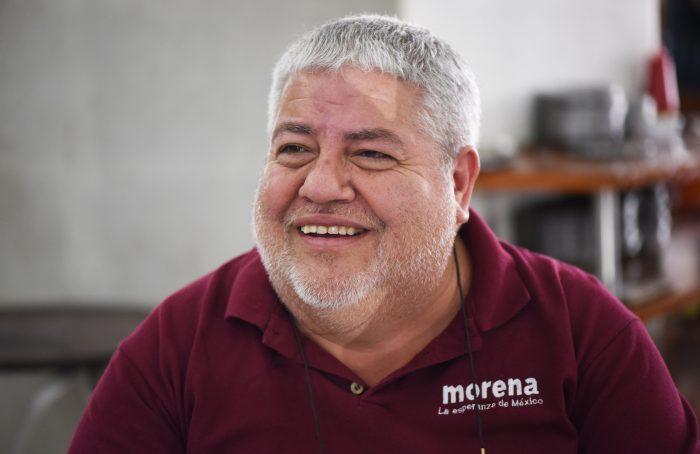 Morena pide justicia ante ataques a Nahle, calla en caso de Eva Cadena