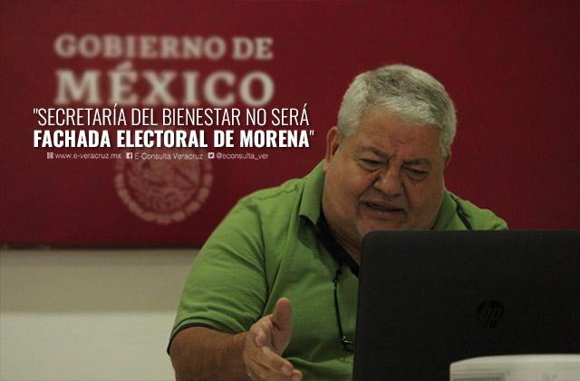 Pese a resistencias, nadie usará apoyos federales en elecciones 2021: Manuel Huerta