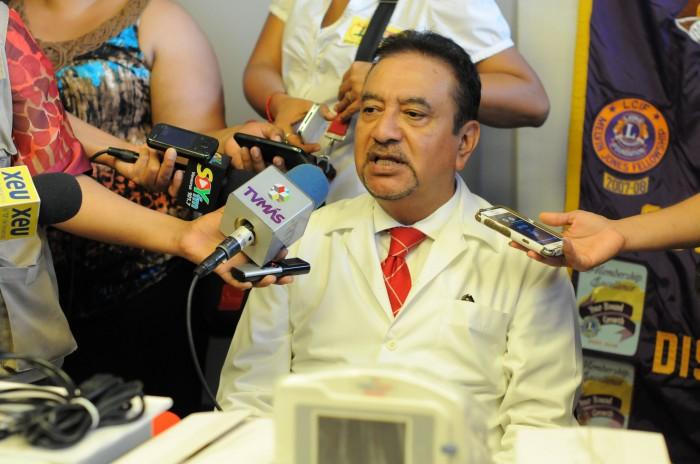 Sufre infarto, director del Hospital Regional de Veracruz
