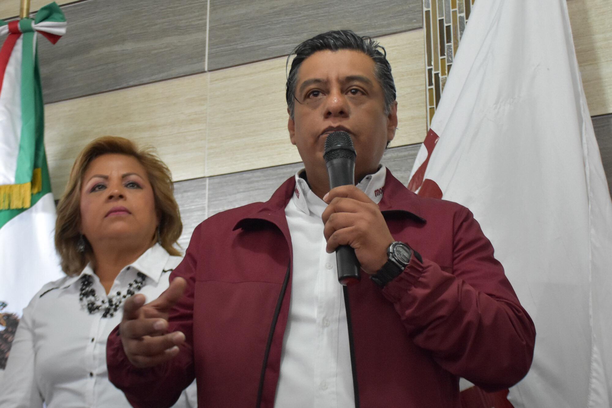Llega delegado nacional a poner orden en Morena
