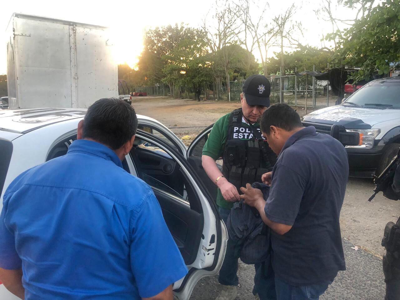 Identifican a dos sicarios por masacre de Minatitlán: SSP