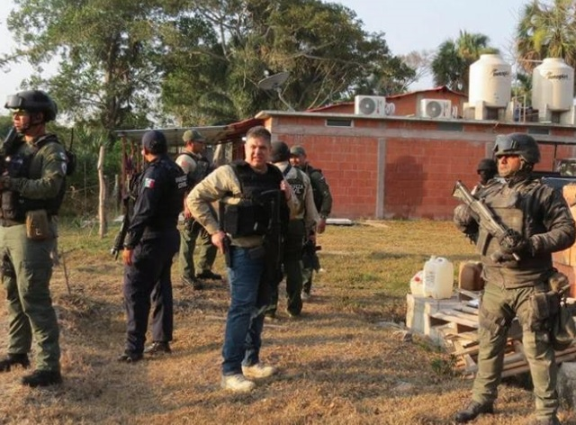 Narcoviolencia es directa contra SSP: Hugo Gutiérrez