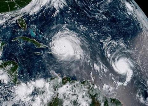 José va detrás de súper huracán Irma; ya es categoría 3
