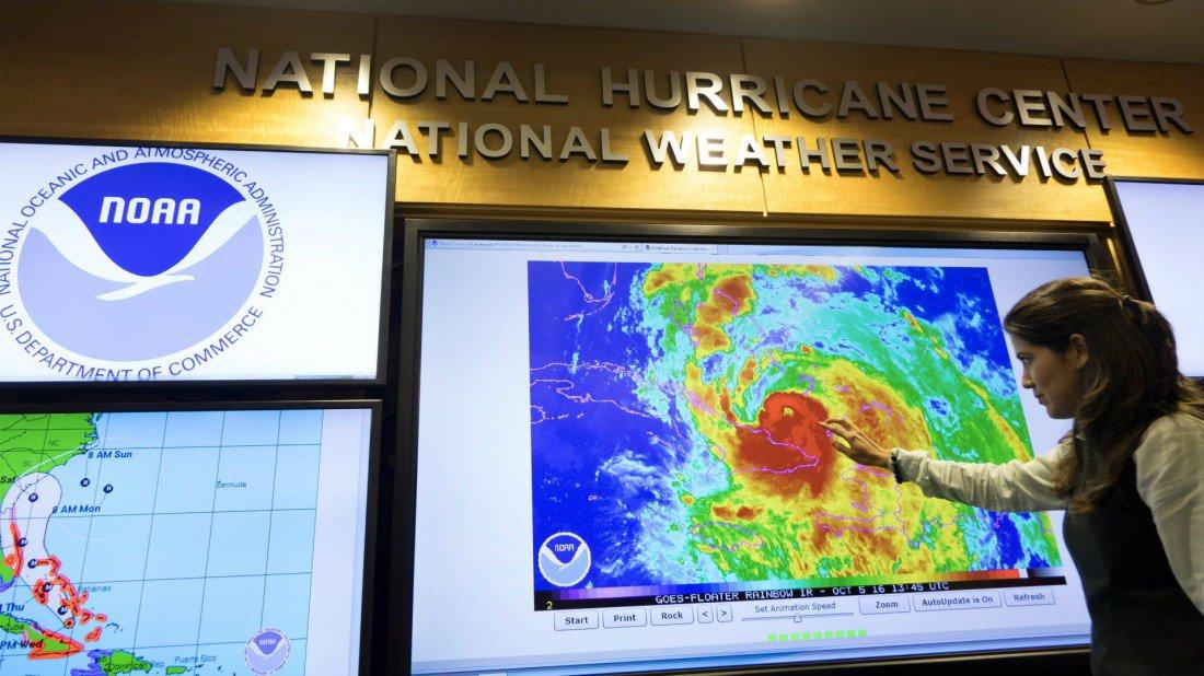 ¿Cómo se eligen los nombres de huracanes?