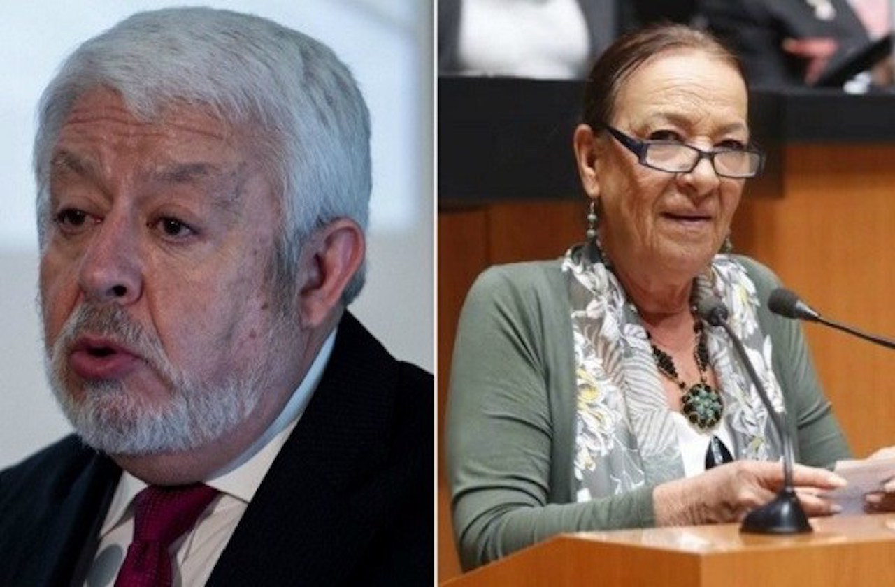 Hydrotente: apuesta de senadora y Maussan contra covid