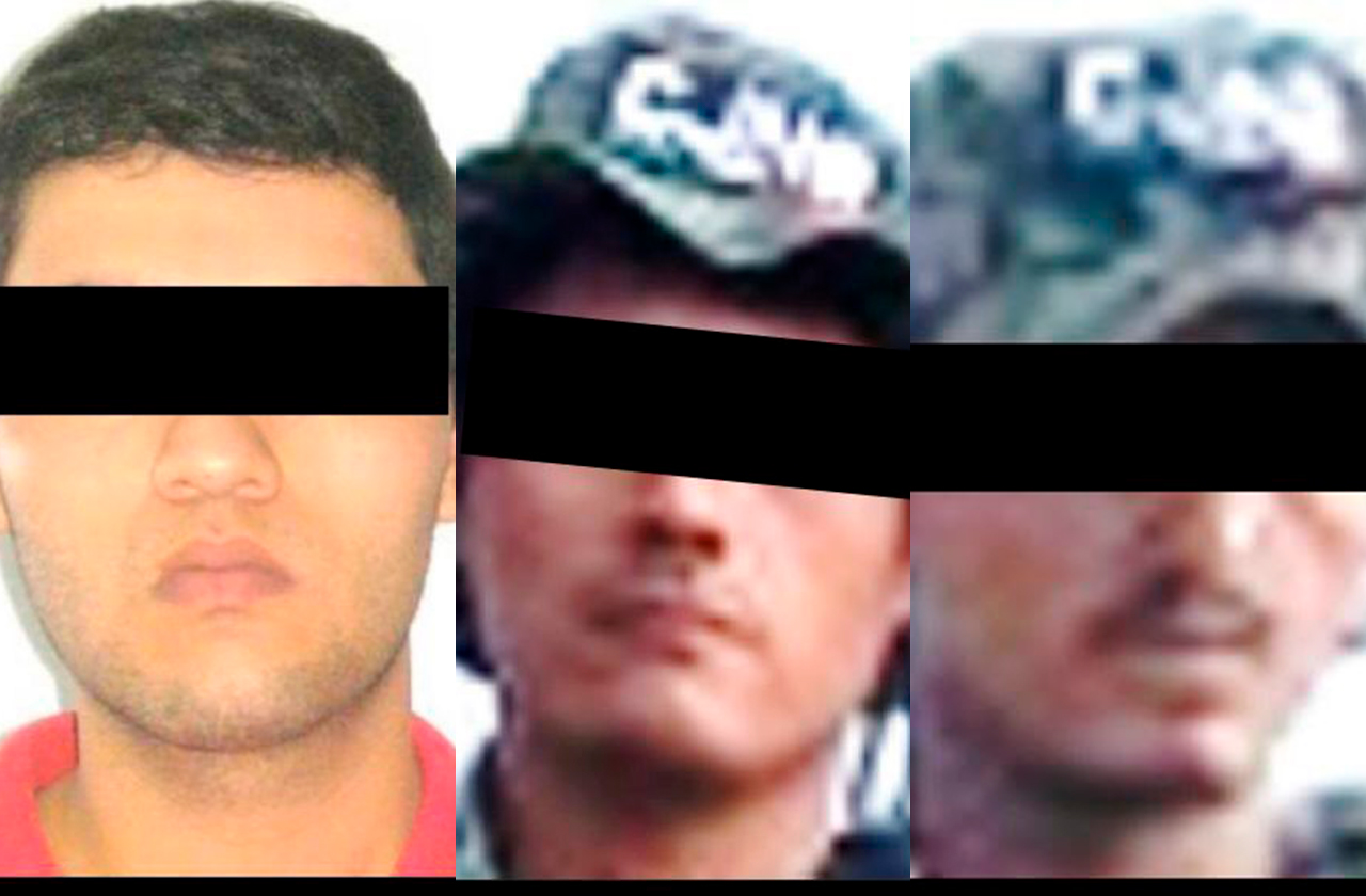 Caen presuntos integrantes del CJNG en Paso de Ovejas