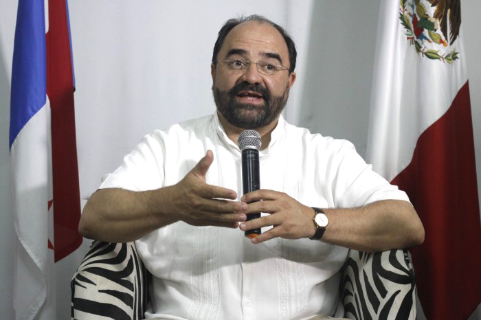 Veracruz, ejemplo de crisis en materia de DH: Álvarez Icaza