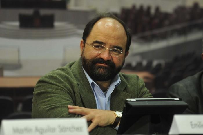 Los Pinos y SHCP, copartícipes de la crisis en Veracruz: Álvarez Icaza