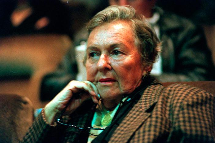 Lamentan en Twitter muerte de Ida Rodríguez Prampolini