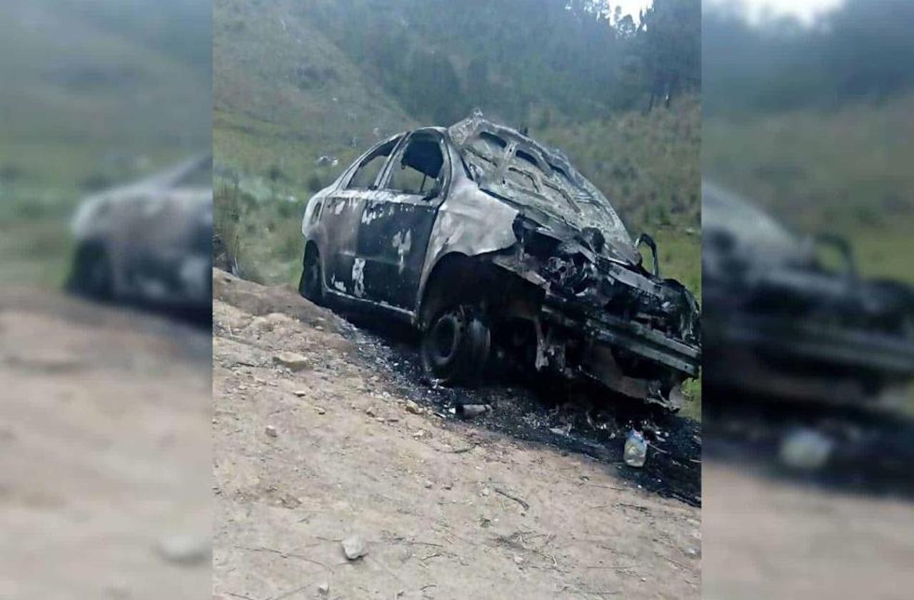 Identifican a presunto defraudador quemado vivo en Atzompa