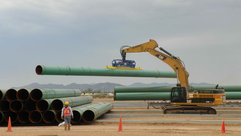El lastre de CFE: gasoducto Tuxpan-Texas