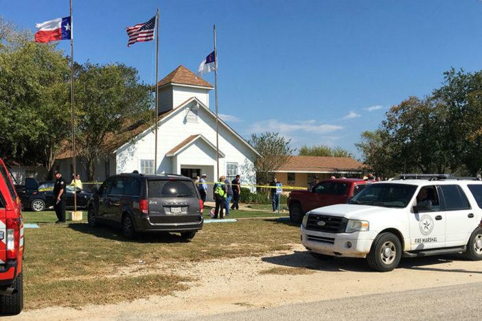 26 muertos tras tiroteo en iglesia de Texas