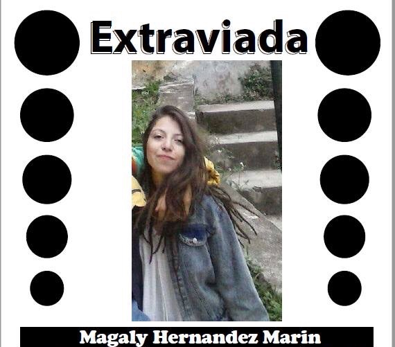 Siete días sin noticias de Ruth Magaly, desaparecida en Xalapa