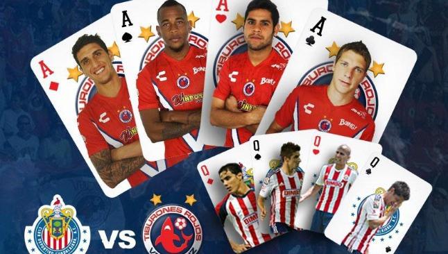Veracruz 'calienta' juego contra Chivas en redes sociales