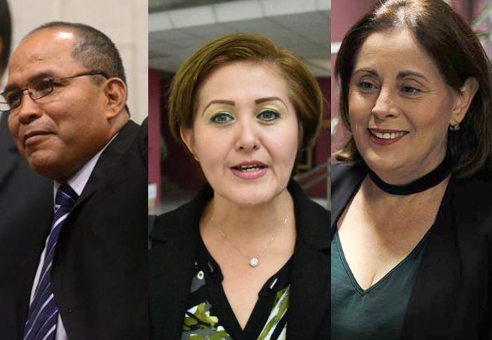 Los desertores de la bancada de Morena en Congreso de Veracruz