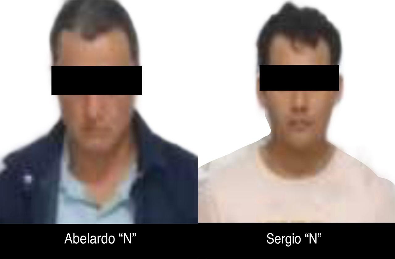 Detienen a presuntos plagiarios en Vega de Alatorre