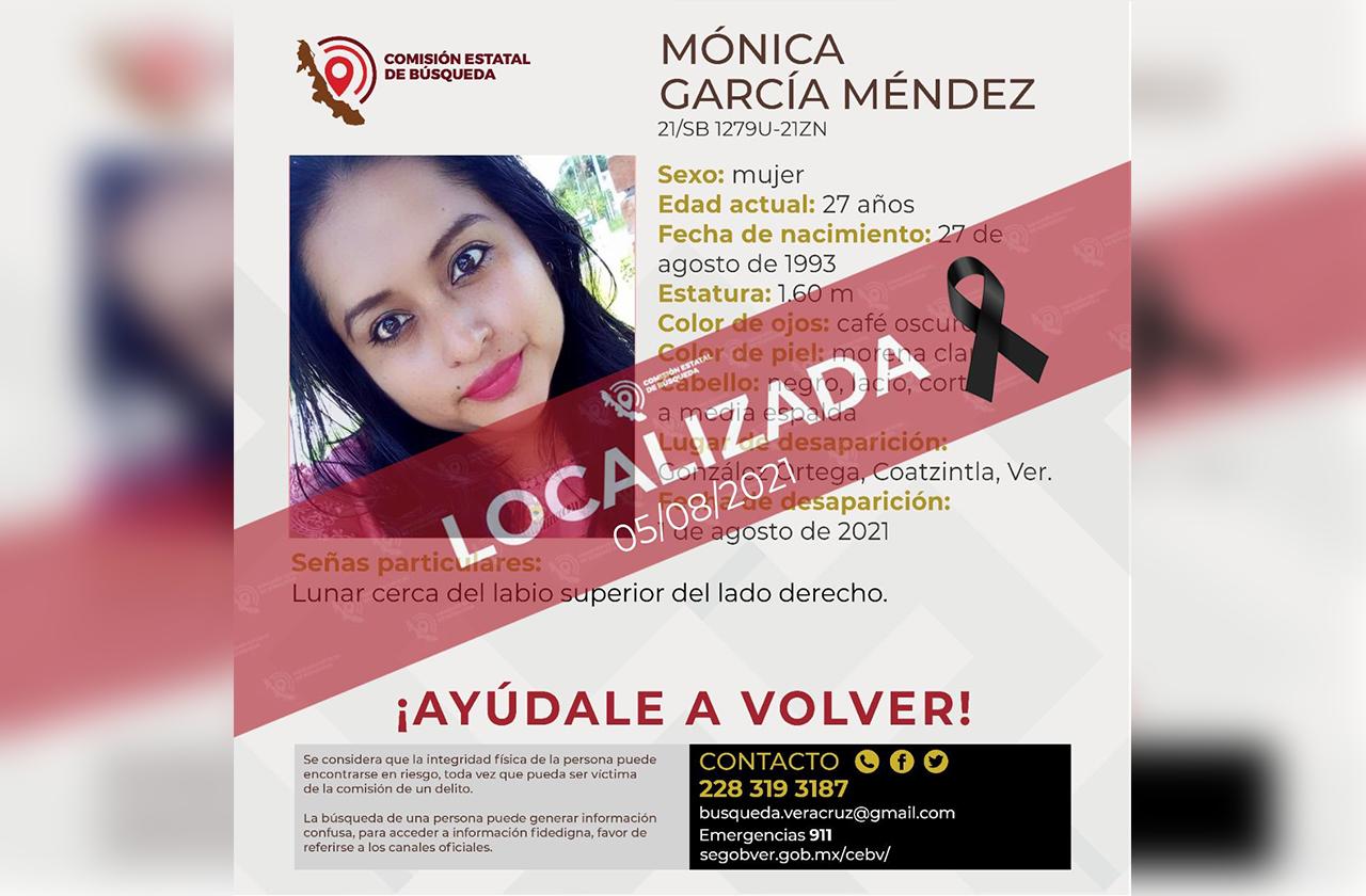 Mónica fue a cobrar un crédito y la asesinaron en Coatzintla