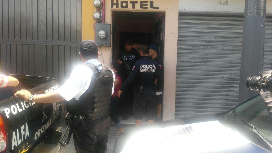 Policía de Veracruz rescata a 40 centroamericanos