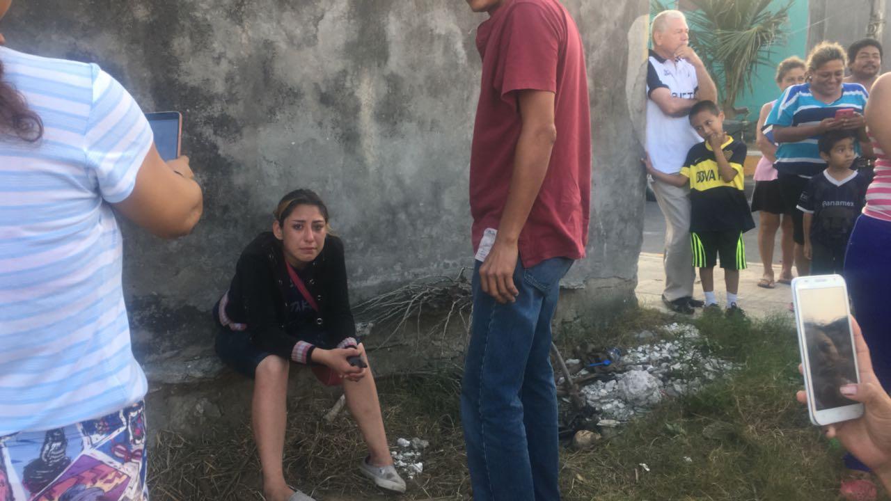 Vecinos detienen a mujer que intentó secuestrar a niño