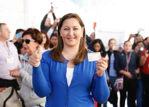 TEPJF ratifica a Martha Erika como gobernadora en Puebla