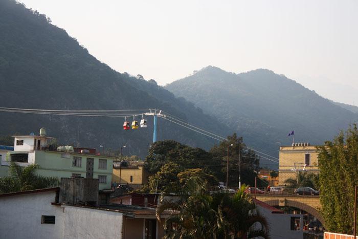 San Andrés Tuxtla también quiere su teleférico