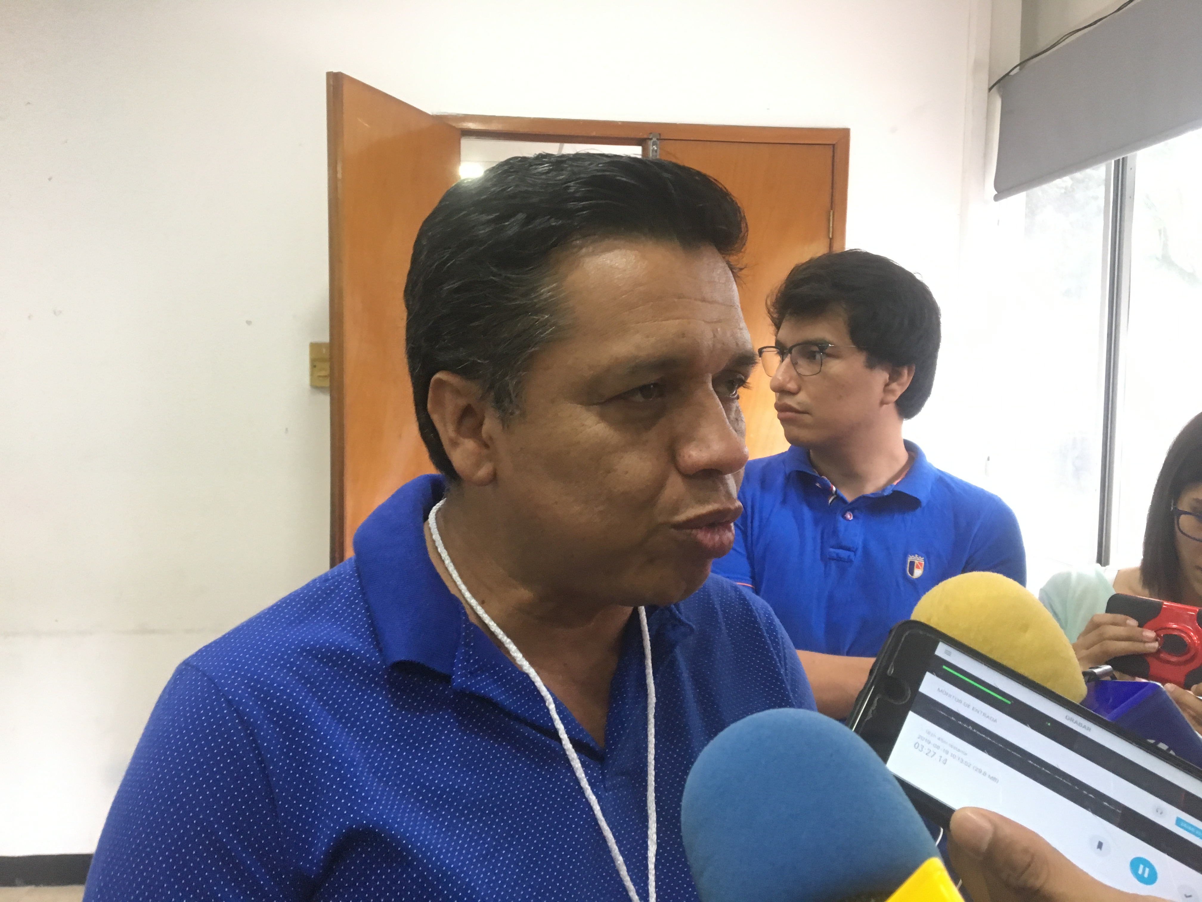 Alcalde advierte grave crisis de salud en Tezonapa