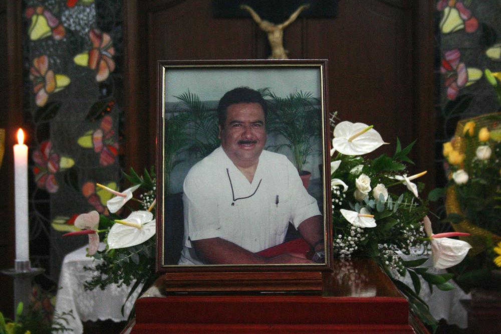 Ricardo Monlui fue una pluma de peso en la región: colegas