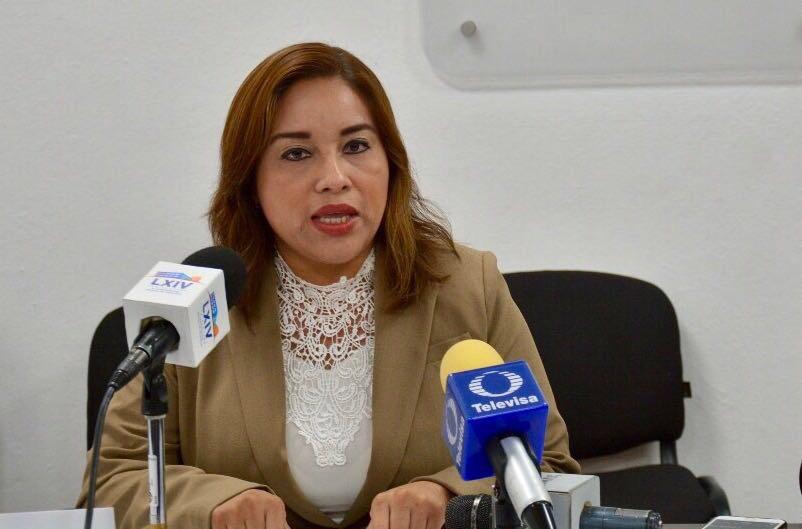 Diputada Janeth García Cruz pide justicia por el homicidio de Edgar Altamirano Alfonso