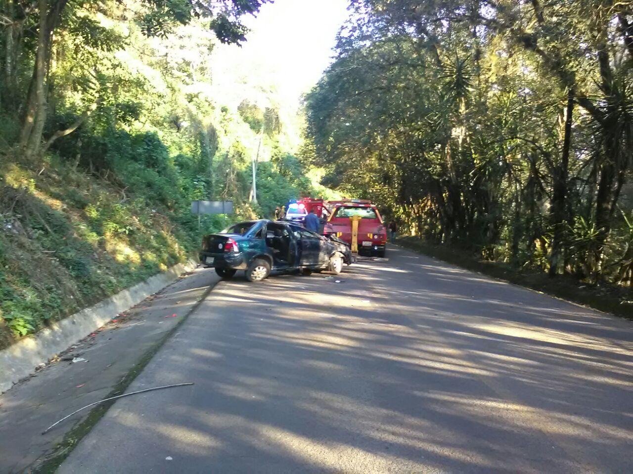 Un muerto y un lesionado tras accidente automovilístico en Briones