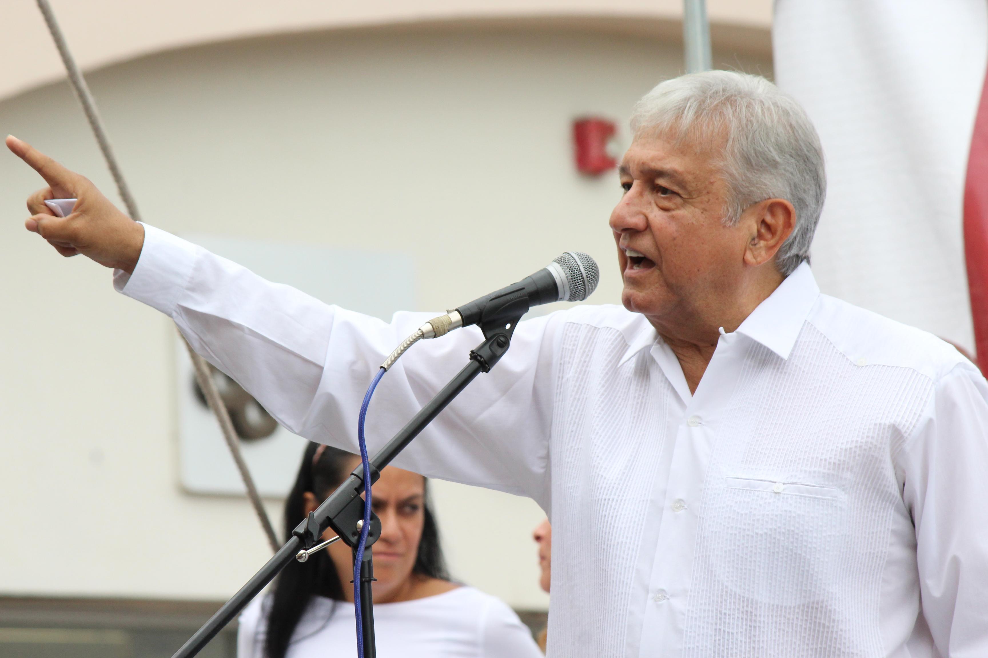 En 15 meses se acabará la pesadilla que viven México y Veracruz: AMLO