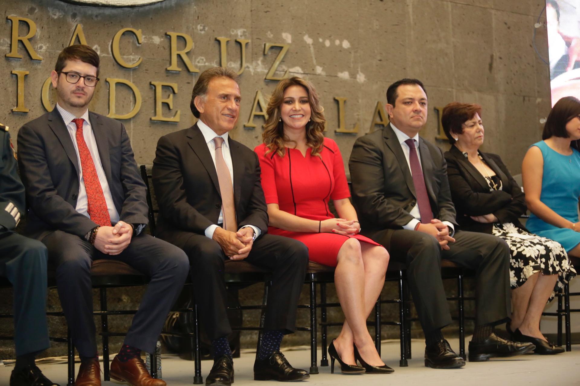 Conmemora Veracruz 25 años de la SEDESOL: Anilú Ingram