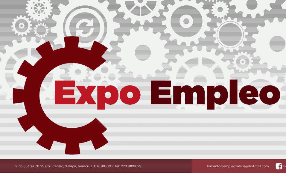 Tercera Expo Empleo Xalapa Vespertina, este 18 de octubre