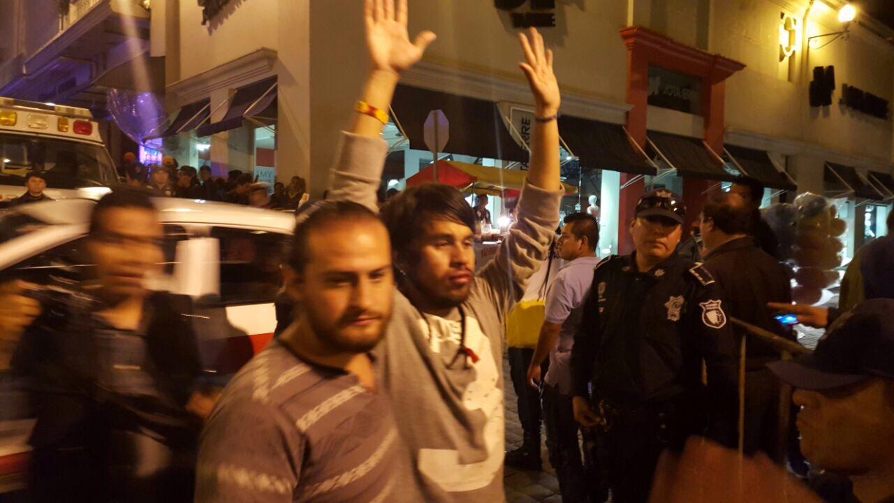 Nueva agresión contra fotógrafo de AVCNoticias