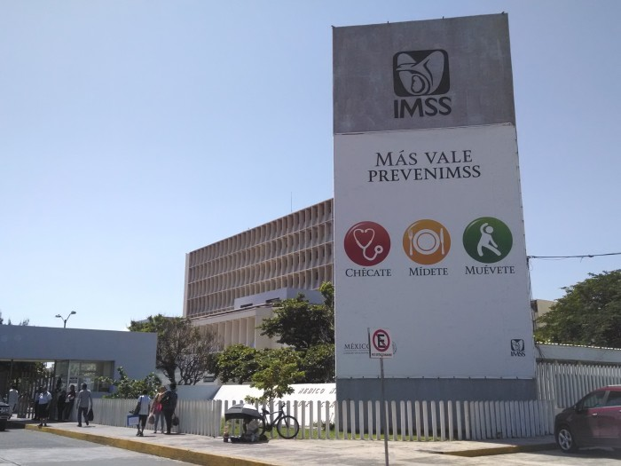 Piden investigar condiciones de higiene del IMSS Veracruz