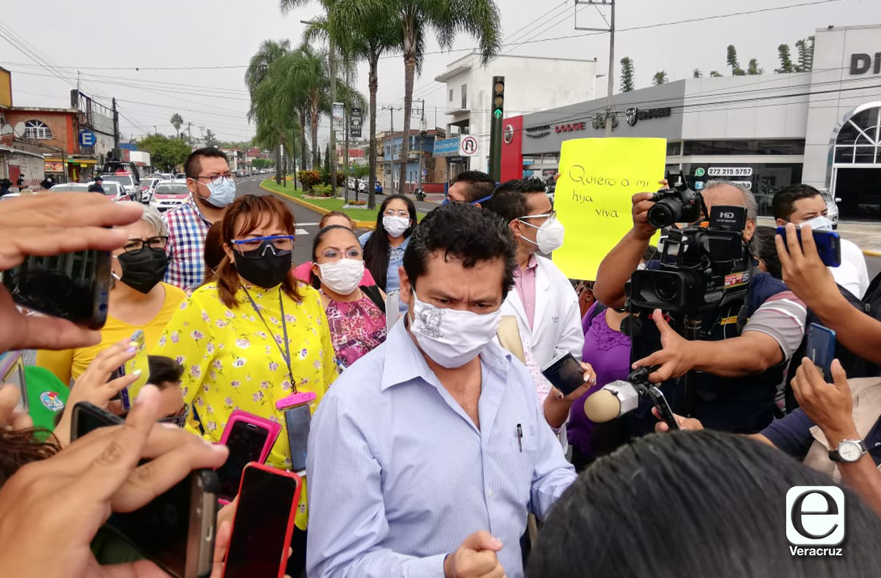 Personal del IMSS en Orizaba acusa retiro de insumos de protección