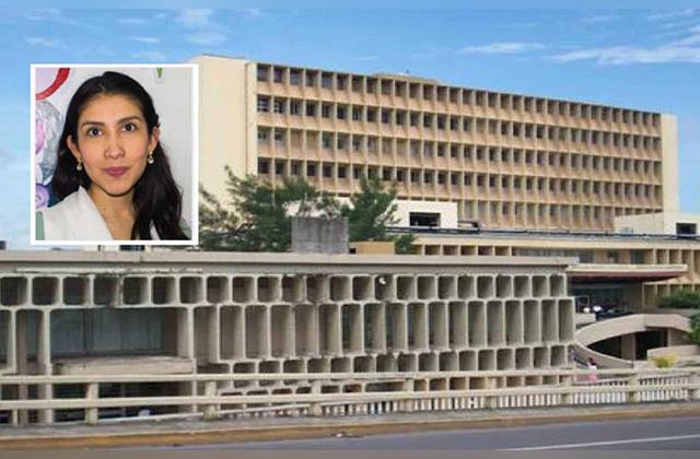 IMSS se une a la búsqueda de la nutrióloga Samara