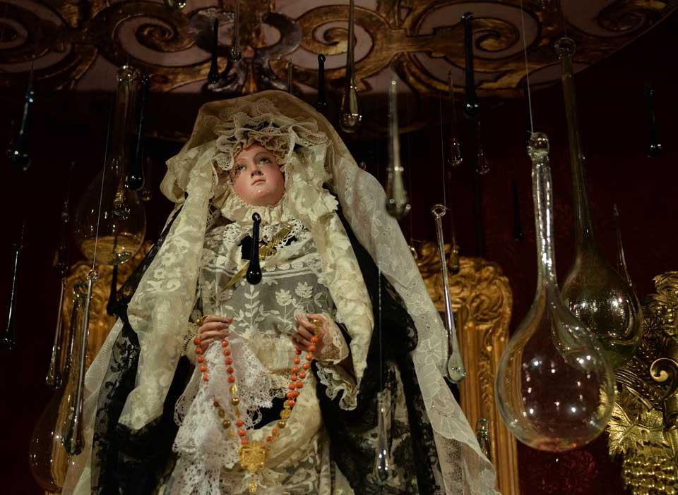 Altar de Dolores, tradición viva en museos del INAH