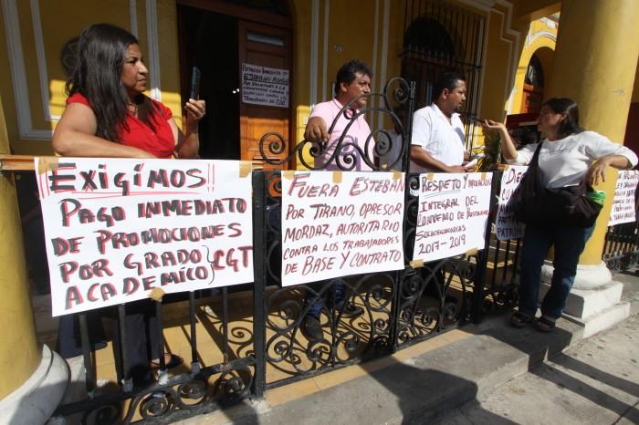 INAH para labores en Veracruz, exigen evitar uso de zonas por la IP