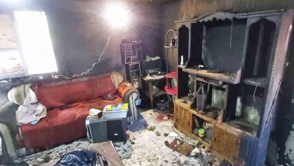 Trágico incendio de fin de año; familia lo perdió todo