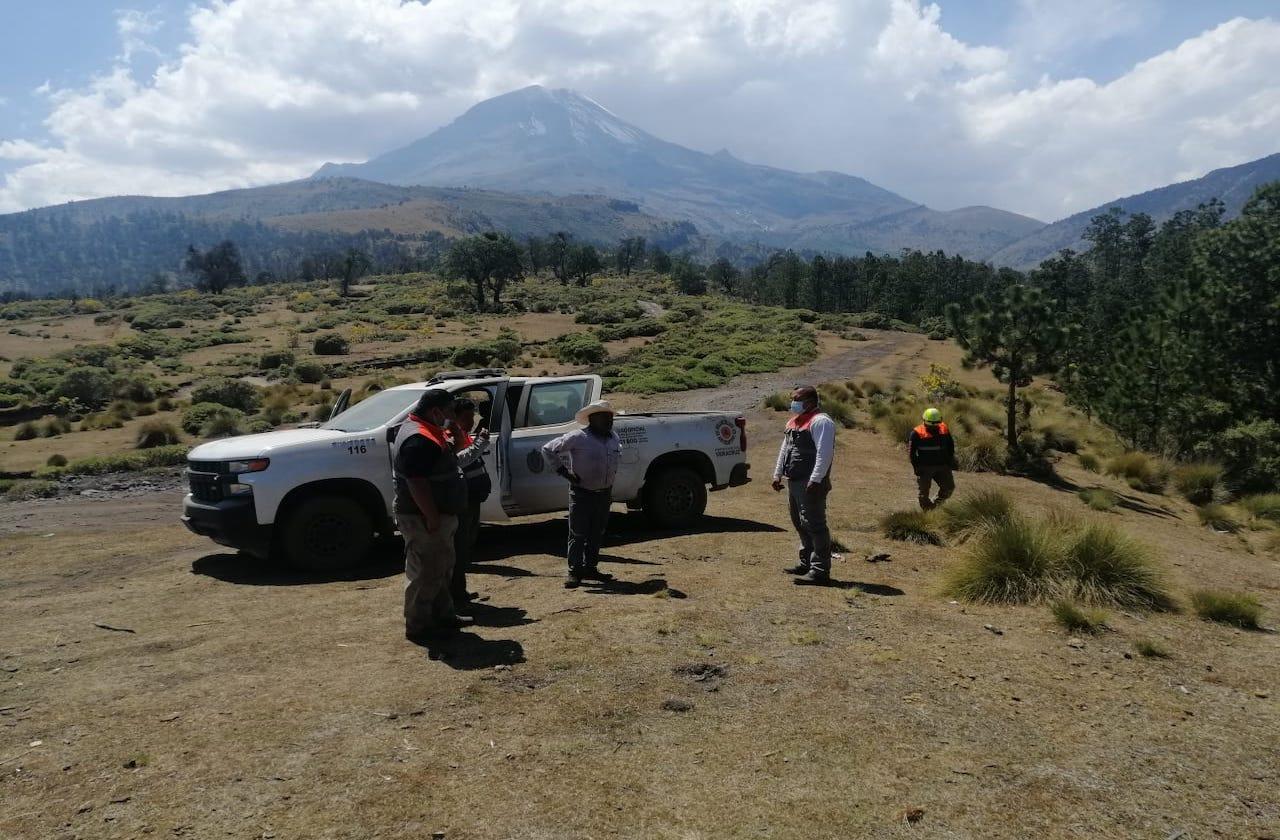 Incendio fuera de control: Salvemos al Pico de Orizaba