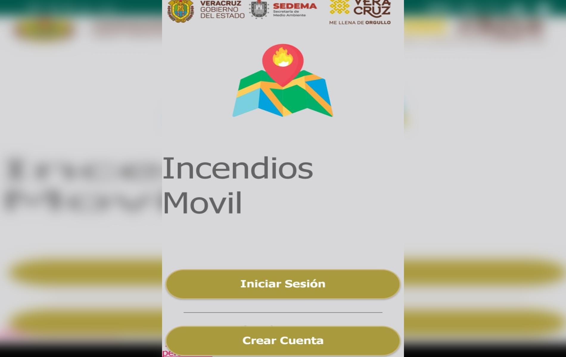 """Sedema lanza app """"Incendios Móvil"""" para avisar y reducir tiempo de incidentes"""