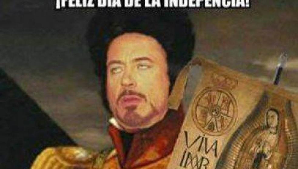 Para dar el grito de risa con estos memes de la Independencia