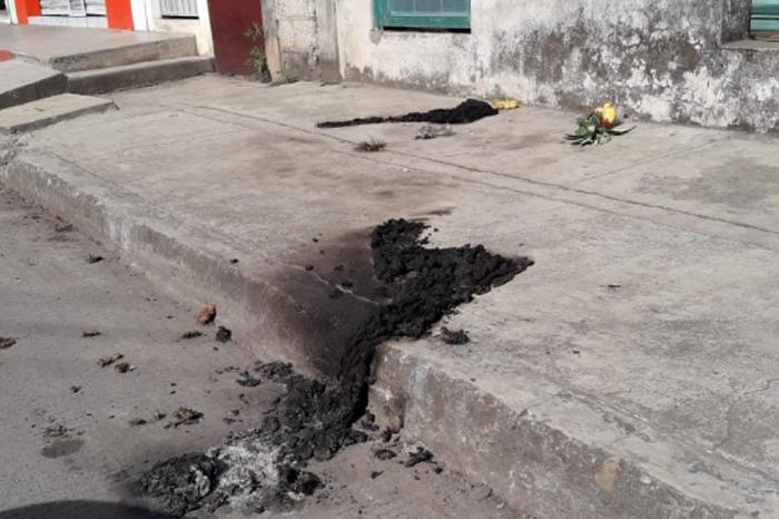 Misantla: prenden fuego a indigente mientras dormía