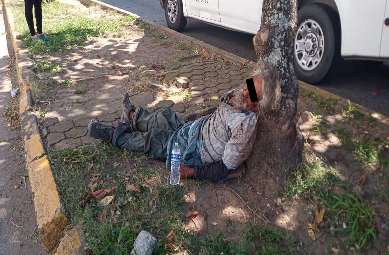 Indigente enfermo presuntamente fue sacado del Hospital de Coatza